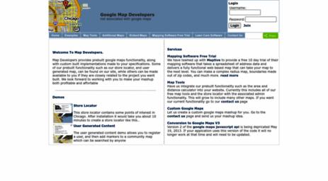 Visit Mapdevelopers.com - Map Developers - we build custom ... on map description, map features, map artist, map illustrator,