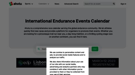 Half Marathon Calendar.Visit Marathons Ahotu Com Ahotu Ahotu Marathons Marathon Half