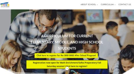 Visit Mathenrichment net - Math Enrichment |