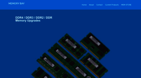 Visit Memoryx com - RAM Memory Upgrade - Apple Mac, Dell, HP