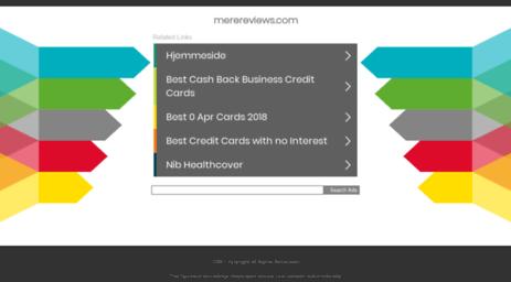 Visit Merereviews com - Mere Reviews - Providing best