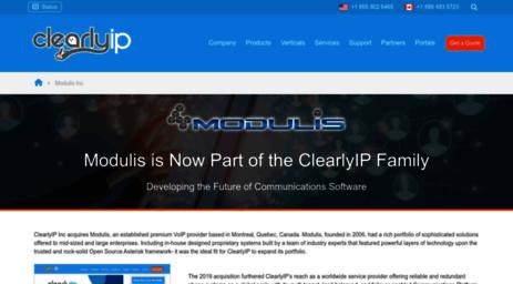 Visit Modulis com - Modulis | Premium Business VoIP Provider