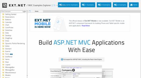 An asp. Net mvc 2 & jqueryui example: part 1 – introduction.