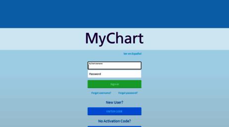 Visit Mychart renown org - MyChart - Login Page