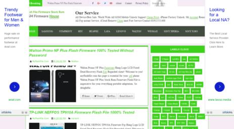 Visit Myflashfile com - Flash File Firmware Stock Rom
