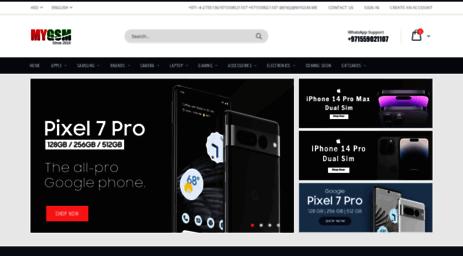 Visit Mygsm me - Mobile Online Shopping Dubai | Mobile Phone Online