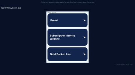 Visit Newztown co za - - NewzTown - Usenet Indexer