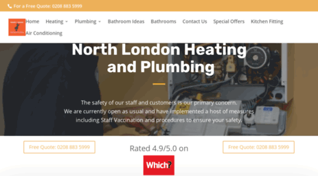 northlondonheatingandplumbing.co.uk