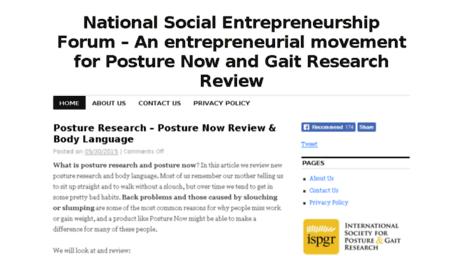 Visit Nsef-india org - National Social Entrepreneurship