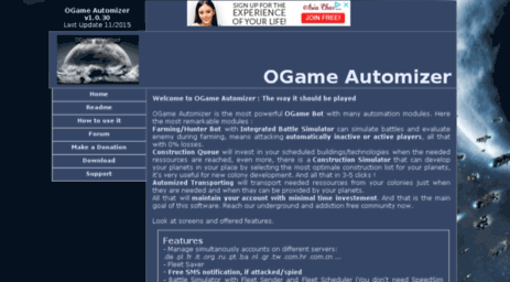 ogame automizer