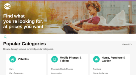 Visit Ojo olx com ng - OLX - Buy and Sell for free anywhere