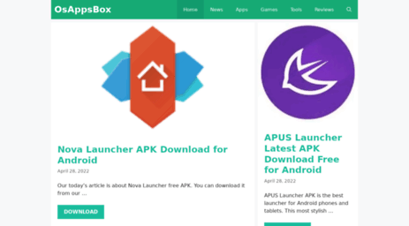 Visit Osappsbox com - OSAPPSBOX | Free Android APKS, APPS and Games