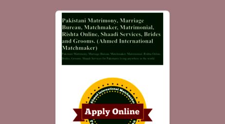 Rishta Pakistan Karachi
