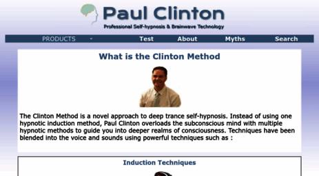 Self Hypnosis Website
