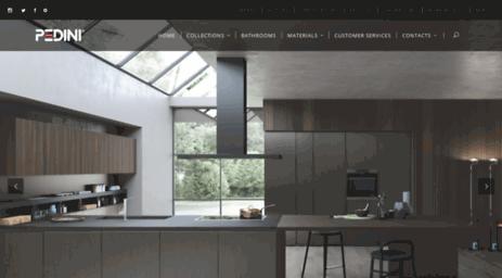 Super Visit Pediniusa Com Pedini Italian Design Kitchens Beutiful Home Inspiration Xortanetmahrainfo