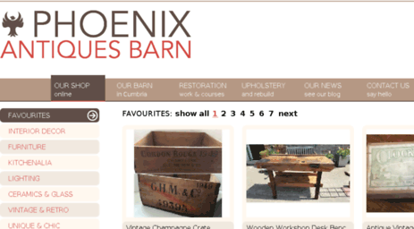phoenixantiquesbarn.co.uk