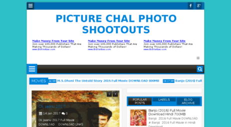 Visit Picturechal in - Picture Chal Reloaded   The Original