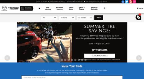 Mazda Dealership Near Me >> Visit Premiermazdakc Com New And Used Mazda Dealership In