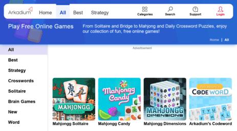 Visit Puzzles Timesunion Com Play Free Online Games Free Games Arkadium