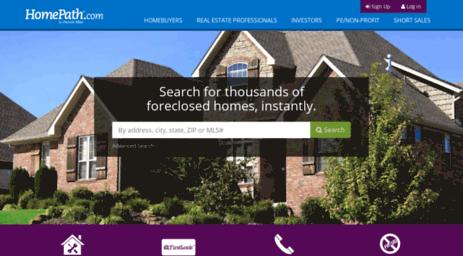 Visit Qa Homepath Com Fannie Mae Reo Homes For Sale Homepath Com