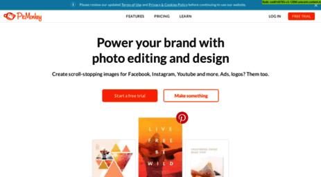 Visit Qa picmonkey com - Free Online Photo Editor | Photo Editing