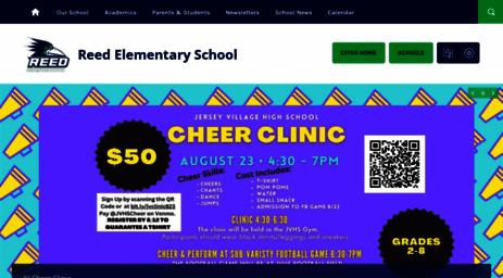 Visit Reed Cfisd Net Reed Elementary School Home