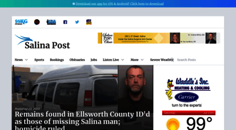 Visit Salinapost com - Salina Post : News, Opinion, Video