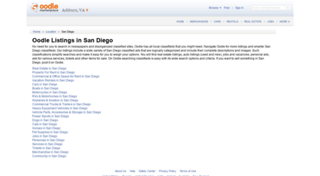Personal ads san diego