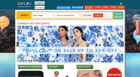 Visit Savloc com - Top Business Listing Directory in Fort