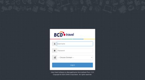 Visit Sdp bcdtravel eu - ManageEngine ServiceDesk Plus