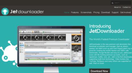 Visit Secure jetdownloader com -