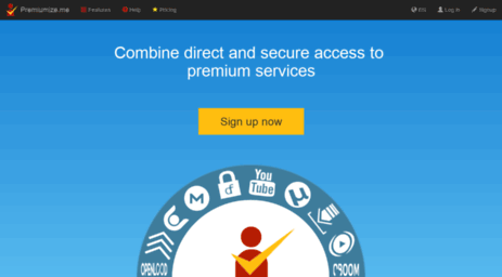 Visit Secure premiumize me - Premiumize me, All in One Cloud