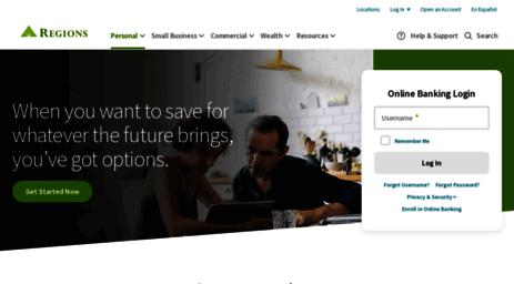 Visit Securebank regions com - Banking Services: Checking, Savings