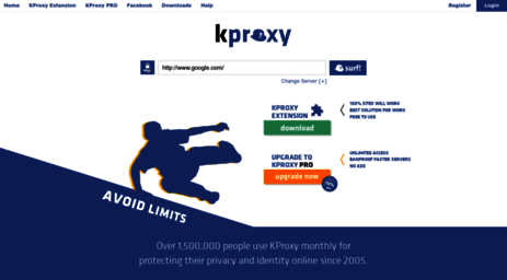 Visit Server3 kproxy com - KPROXY - Free Anonymous Web Proxy