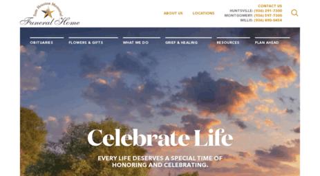 Visit Shmfh Com Sam Houston Memorial Funeral Home Huntsville Tx