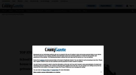 Visit Somersetcountygazette co uk - Taunton news, M5, sport