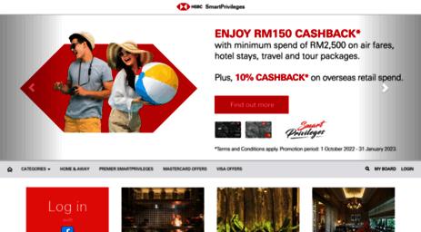 Visit Sp hsbc com my - HSBC Smart Privileges