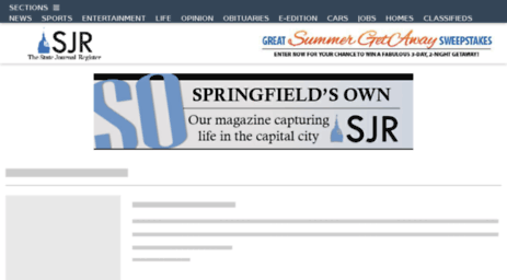 Visit Springfieldsown com - Springfield's Own Magazine - The
