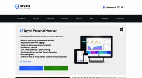 Visit Spyrix com - Free Keylogger : Spyrix Keylogger, Spyrix