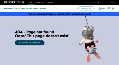 Visit Store ubi com - Ubisoft Store US   Official Site   US