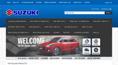 suzuki-shop.co.uk