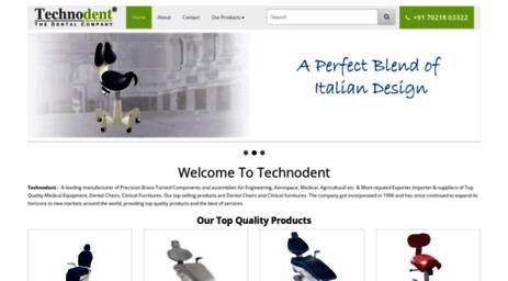 Visit Technodent in - Technodent: Dental Chairs, Dental