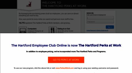 The Hartford At Work >> Visit Thehartford Corporateperks Com The Hartford Perks At