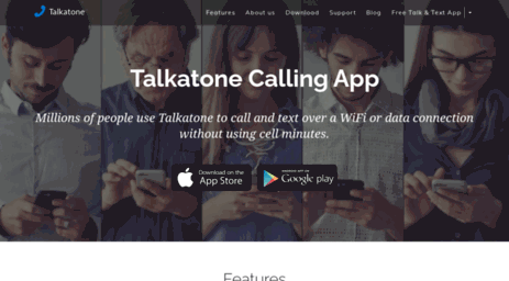 Visit Tktn me - Talkatone: Free mobile VoIP calls and texts