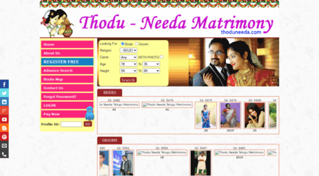 Marriage Bureau In Hyderabad