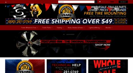 Visit Trailerandtruckparts Com Trailer Parts Trailer Tires
