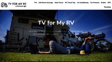 Visit Tvformyrv com - Exclusive Provider Of The Maximum Signal Cell