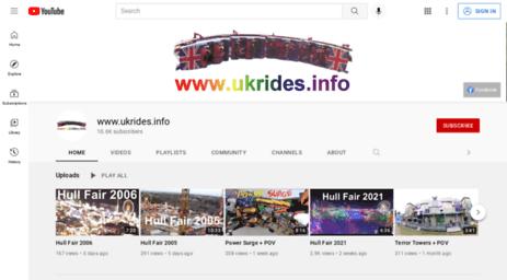 Visit Ukrides info - Www ukrides info - YouTube