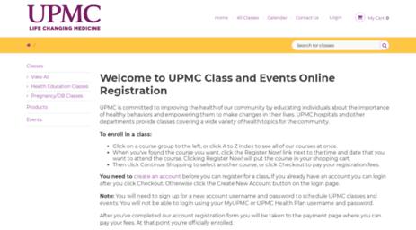 Visit Upmc asapconnected com - UPMC - Online Registration