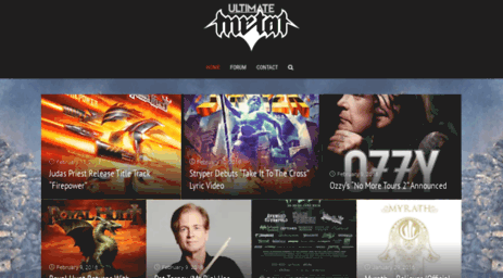 Visit Web01 ultimatemetal com - Ultimate Metal | A discussion forum